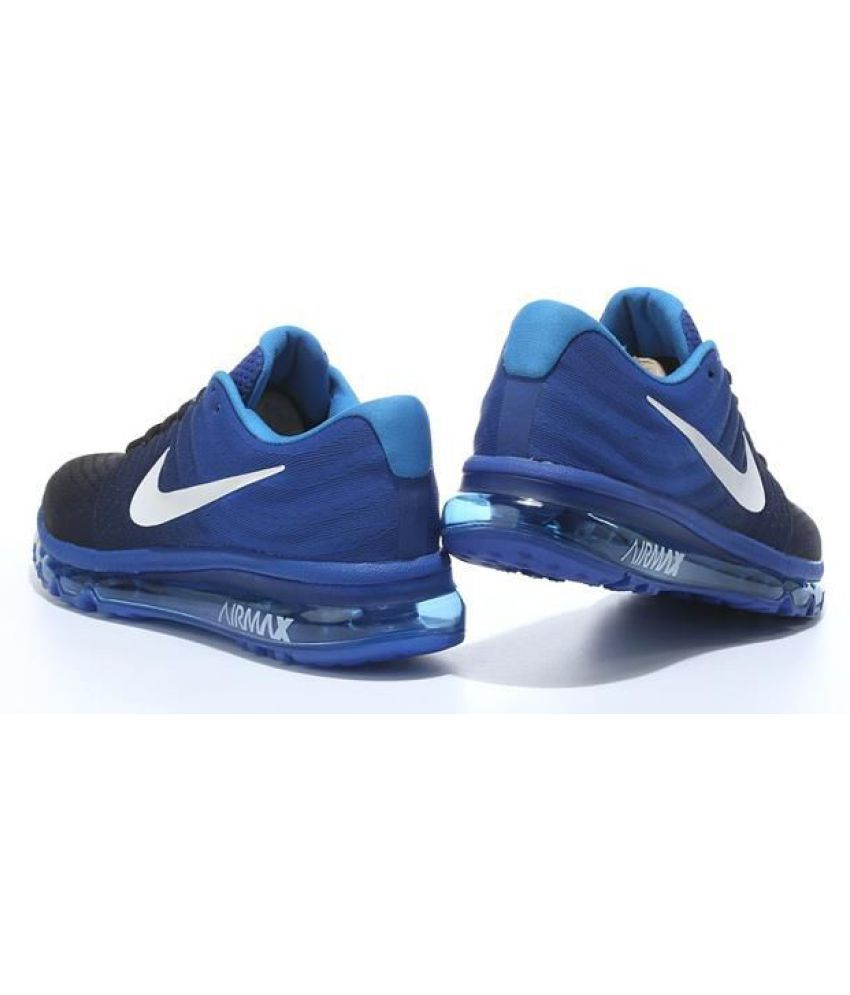 best quality ever popular outlet boutique Nike Air Max 2017 Blue Running Shoes - Buy Nike Air Max 2017 Blue ...