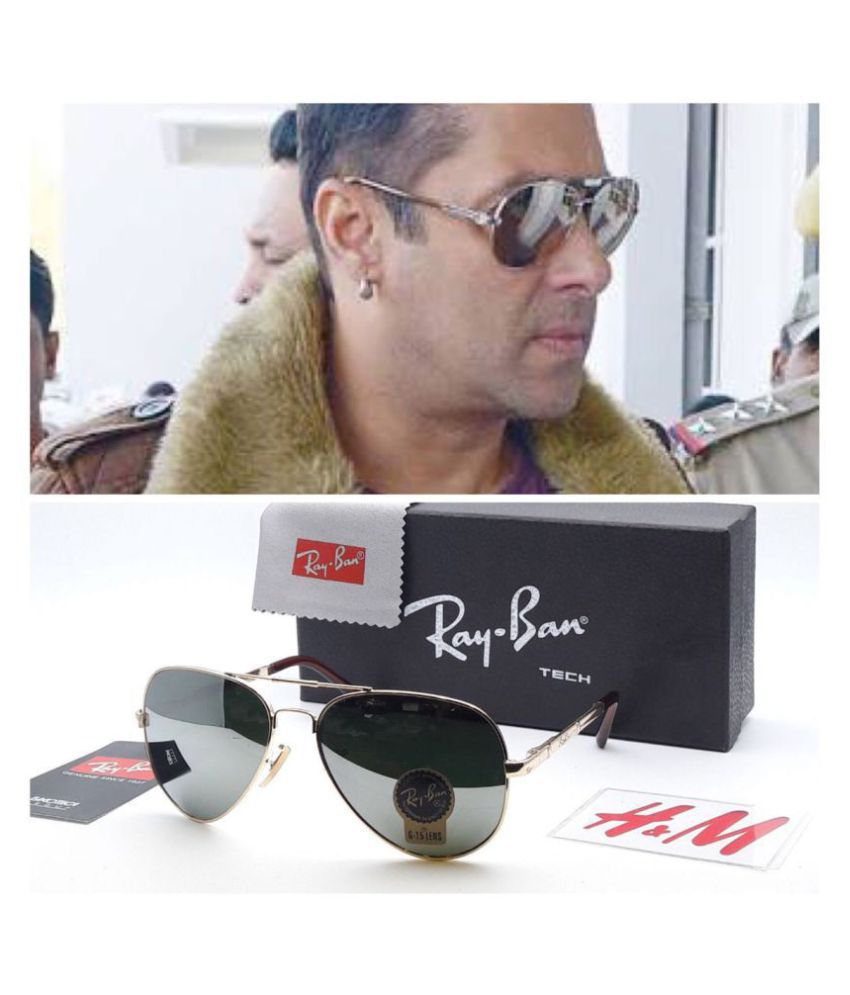 cc7f5f31d Ray Ban Avaitor Black Aviator Sunglasses ( RB565 ) - Buy Ray Ban Avaitor Black  Aviator Sunglasses ( RB565 ) Online at Low Price - Snapdeal