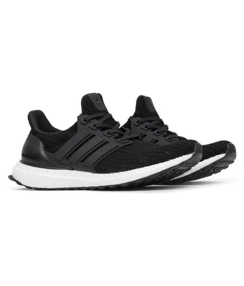 hot sale online 1bb0f 5f6a6 Adidas ULTRABOOST 4.0 Black Running Shoes ...