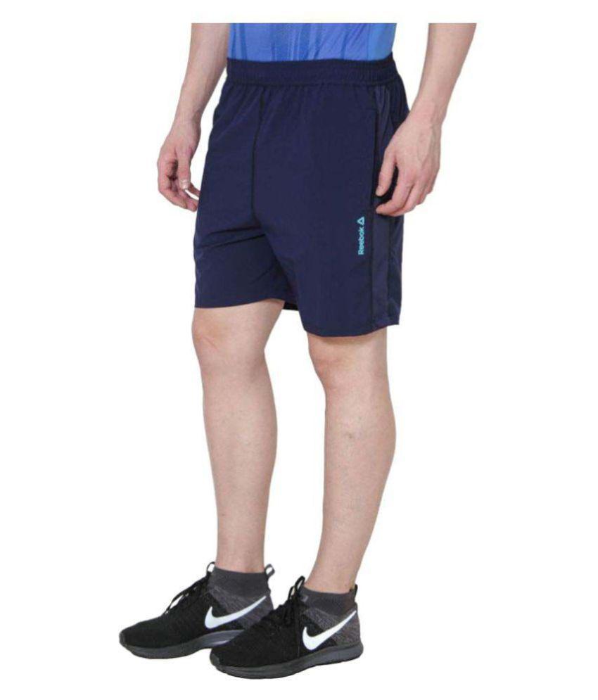 Reebok Blue Shorts