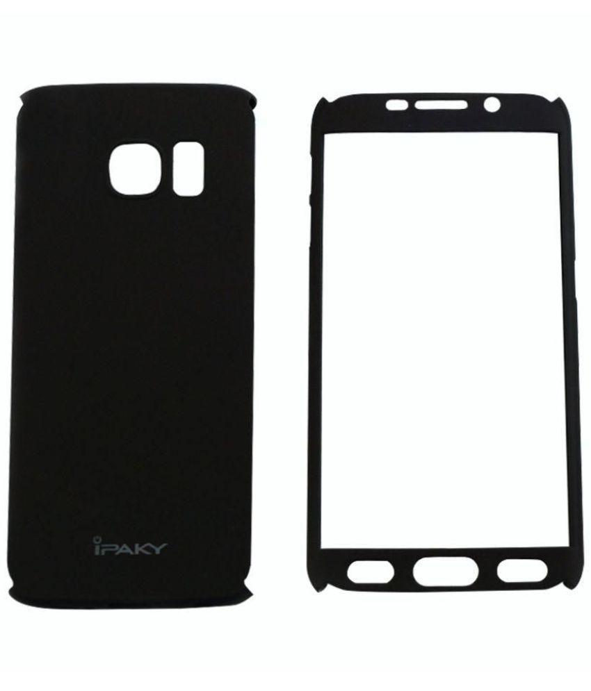 Apple iPhone 7 Plain Cases JKR - Black