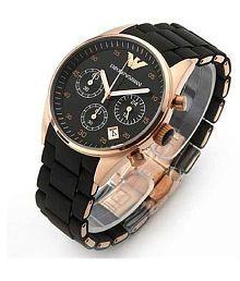 Timeless AR 5905 PU Chronograph Men's Watch