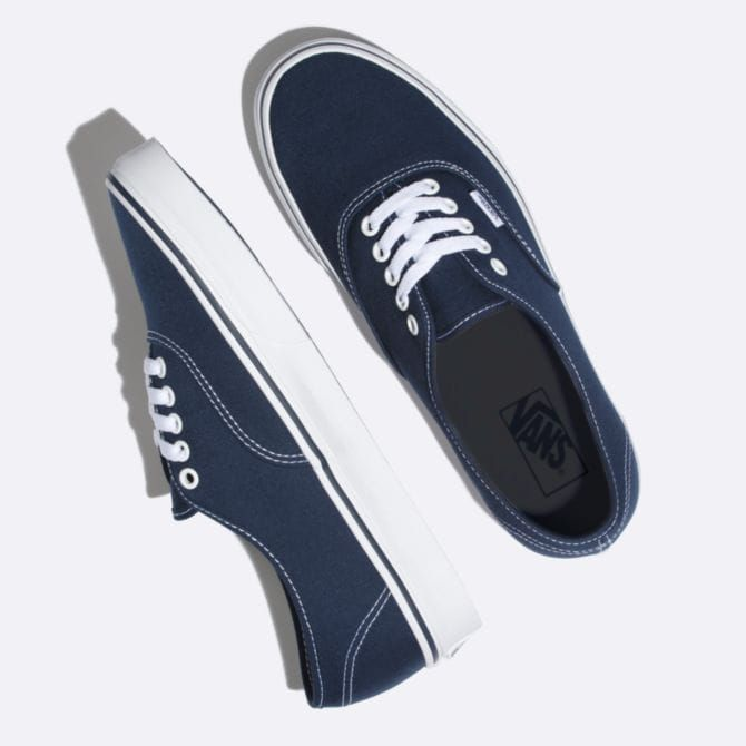 16e4e9ddfb1 VANS Vans navy blue shoe Sneakers Navy Casual Shoes - Buy VANS Vans ...