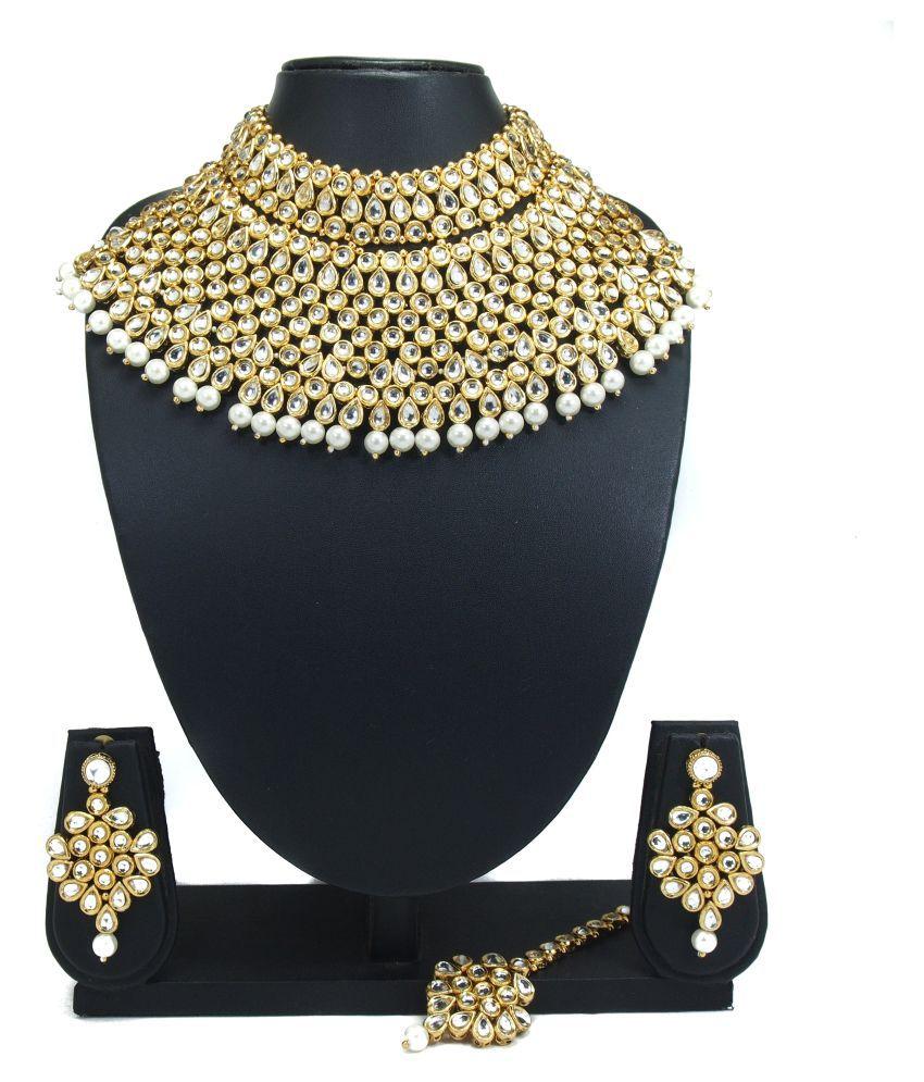 Padmavati Bangles Necklaces Set