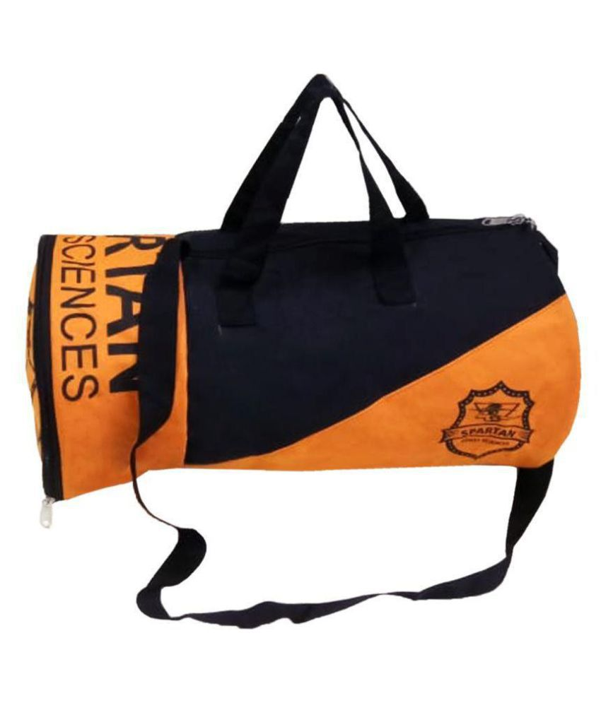 Caris Small Polyester Gym Bag - Buy Caris Small Polyester Gym Bag Online at  Low Price - Snapdeal 2e7b967056ba2