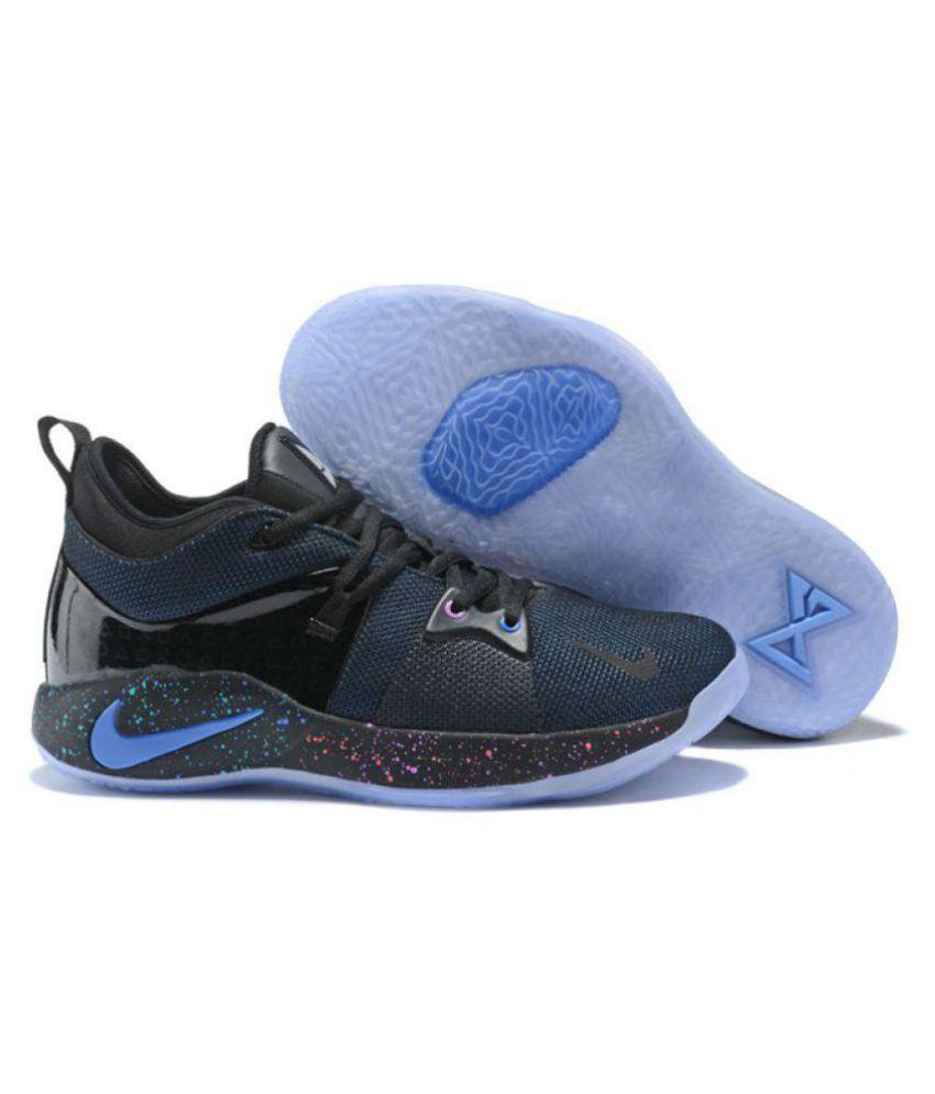 best website 9c550 01349 Nike PG 2 PLAYSTATION LED LIGHT Blue Basketball Shoes