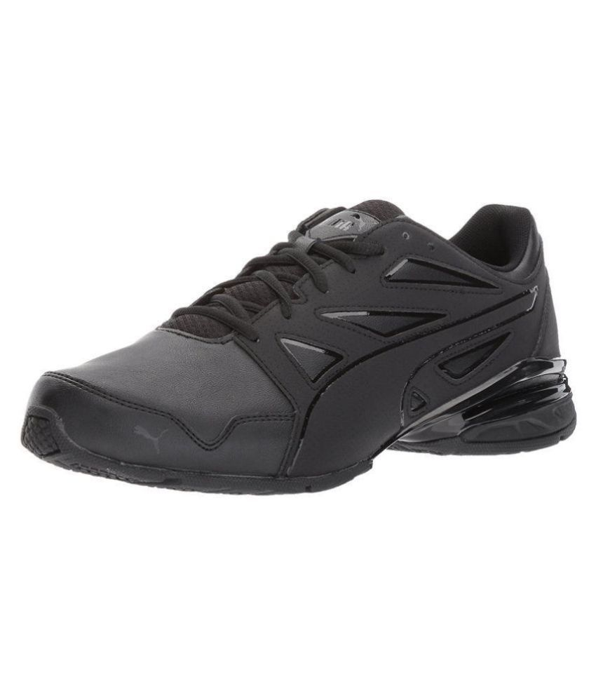6f3f489f8ec Puma Tazon Black Running Shoes - Buy Puma Tazon Black Running Shoes Online  at Best Prices in India on Snapdeal