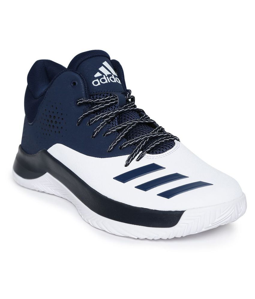 buy online 07bf0 d4c71 Adidas Court Fury 2017 Multi Color Basketball Shoes - Buy Adidas Court Fury  2017 Multi Color Basketball Shoes Online at Best Prices in India on Snapdeal