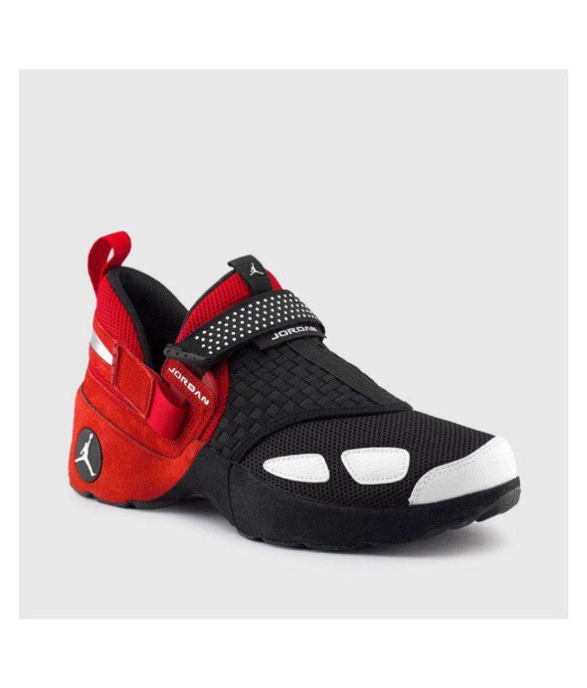 b91941c7d446 Jordan Trunner LX Retro Red Black Basketball Shoes - Buy Jordan ...