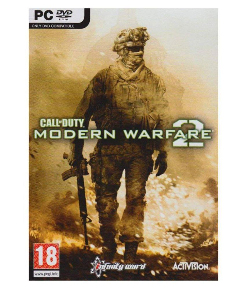 Call Of Duty Modern Warfare 2 PC ( Delivery via Email )