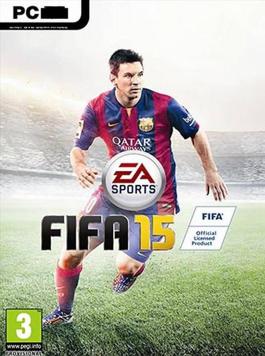 Fifa 15 PC ( Delivery via Email )