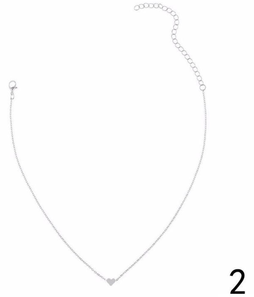 Generic 92.5 Gold Necklace