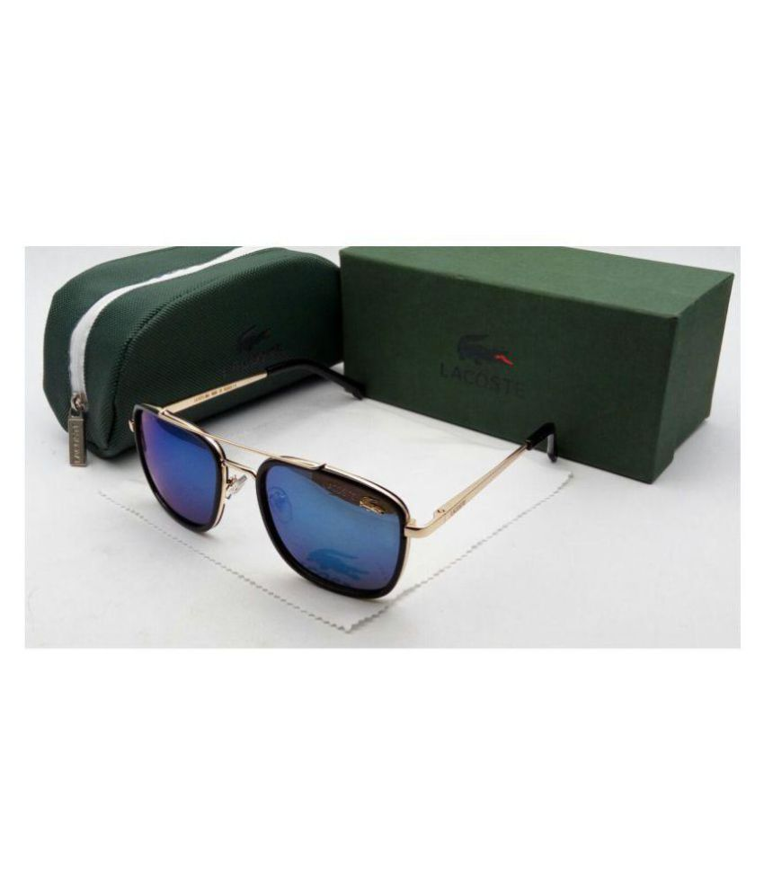 d0d46ba6ef77 LACOSTE SUNGlASS Blue Clubmaster Sunglasses ( 000000000001 ) - Buy LACOSTE  SUNGlASS Blue Clubmaster Sunglasses ( 000000000001 ) Online at Low Price -  ...