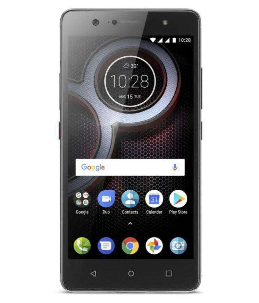 Lenovo Lenovo K8 Plus (Venom Black, 32 GB)  (3 GB RAM) ( 32GB , 3 GB ) Black