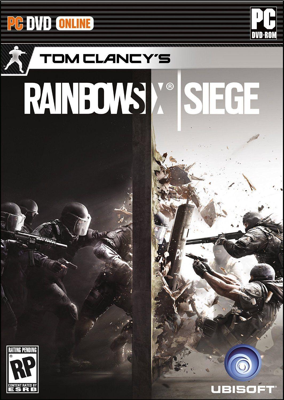 Tom Clancy's Rainbow Six Siege PC ( Delivery via Email )