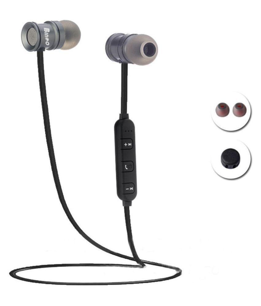 Bingo S2 In Ear Wired Earphones With Mic