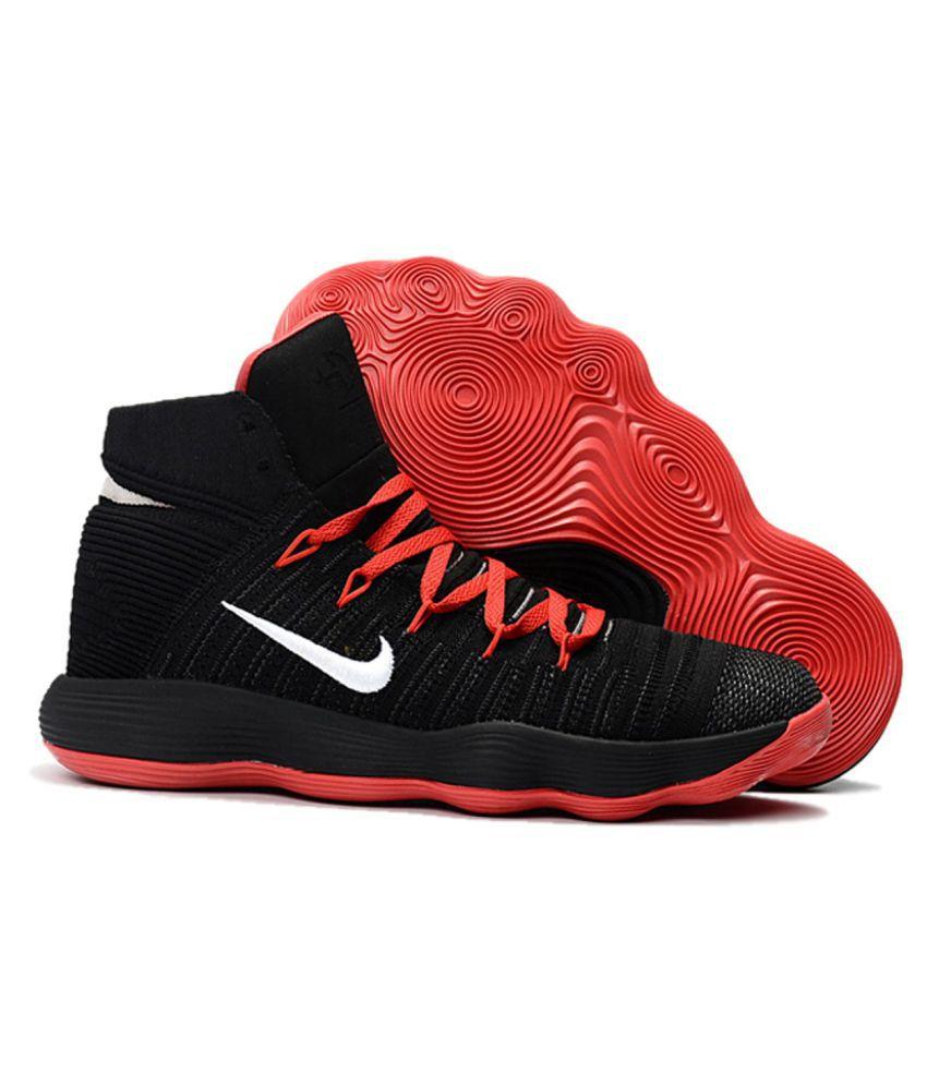 11dee21a6c4a1 new zealand nike hyperdunk 2017 flyknit black basketball shoes 4e957 e4a86