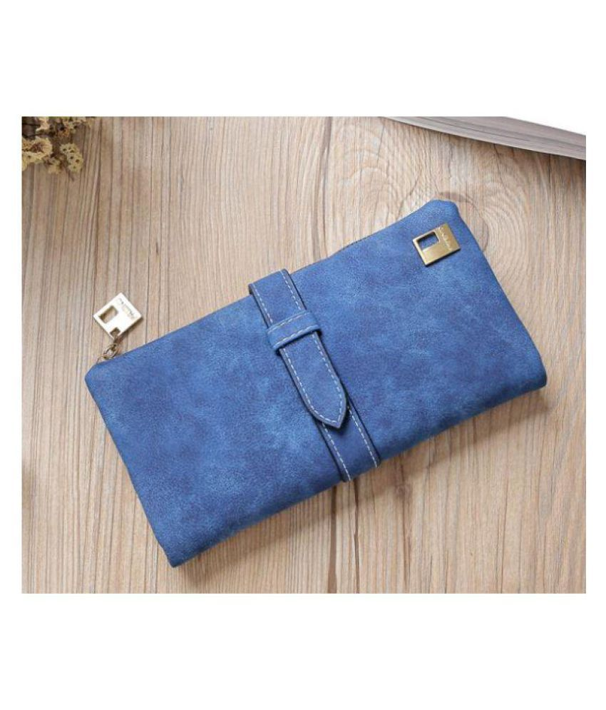 Noble Blue Wallet