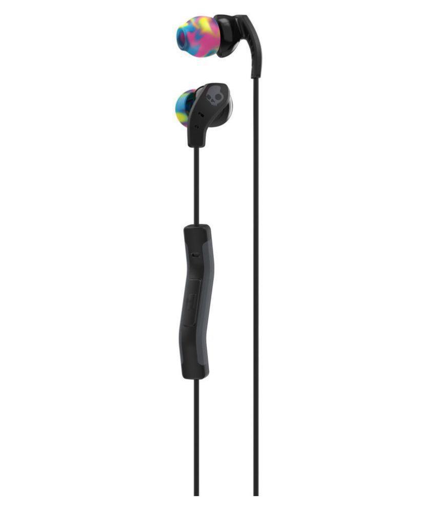 Skullcandy S2cdy K523 Method In Ear Wired Earphones With Mic Buy Headphone Jack Wiring Diagram