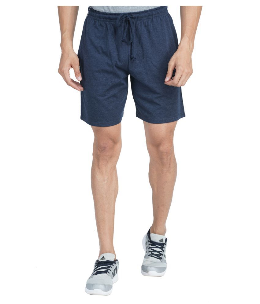 Wake Up Competition Blue Shorts
