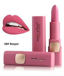 Miss Rose Creme Lipstick oval-48 beeper - 3 gm