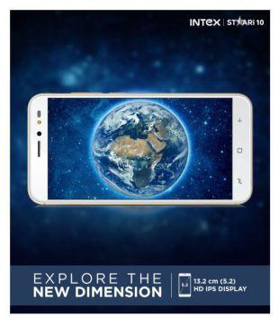 Intex STAARi 10 (32GB, 3GB RAM) - Mobile Phones Online at Low Prices