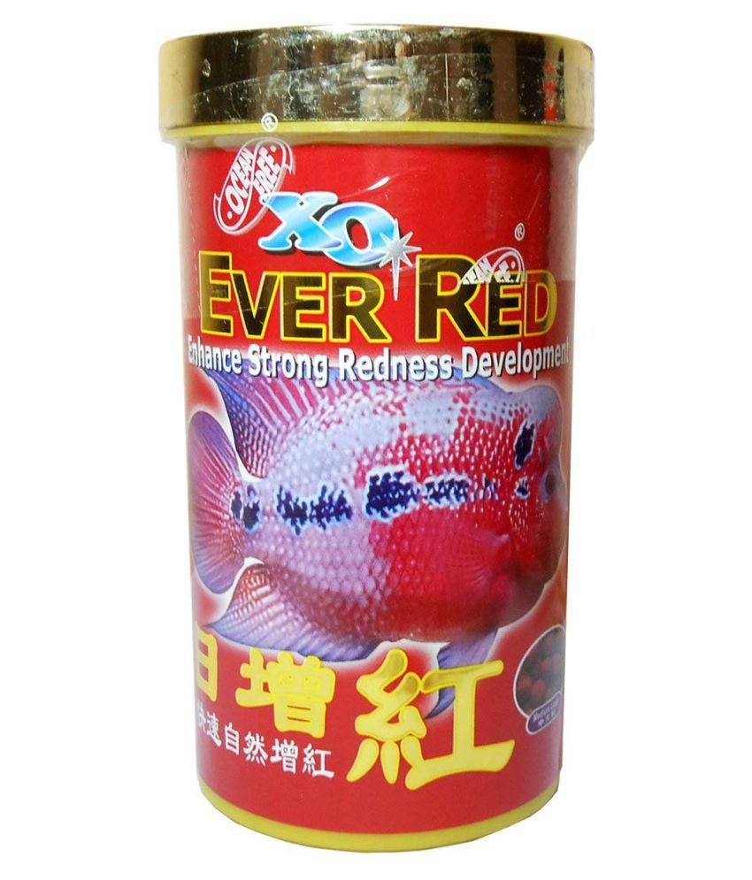 Generic Xo Ever Red Fish Food 100G
