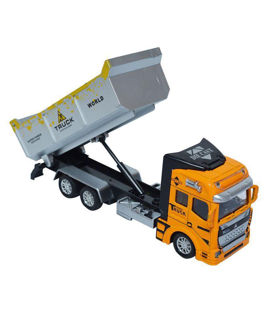 Diecast 1:48 Construction Truck Model Toys