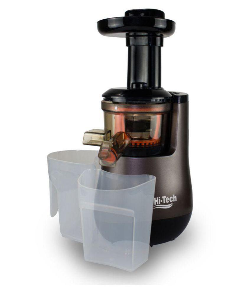 Hi-Tech Hi-Tech 120W 55RPM Slow Juice Juice Presso Classic 125 Watt Slow Juicer