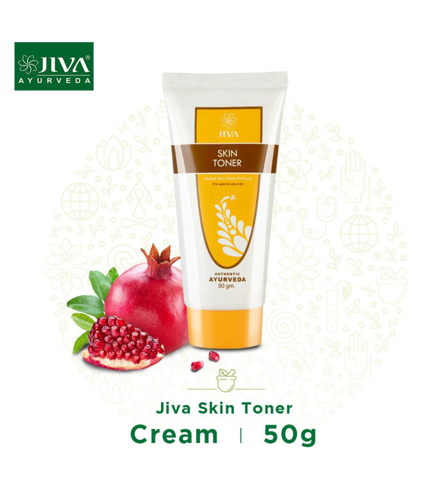 Jiva Ayurveda Day Cream 50 gm Pack of 5