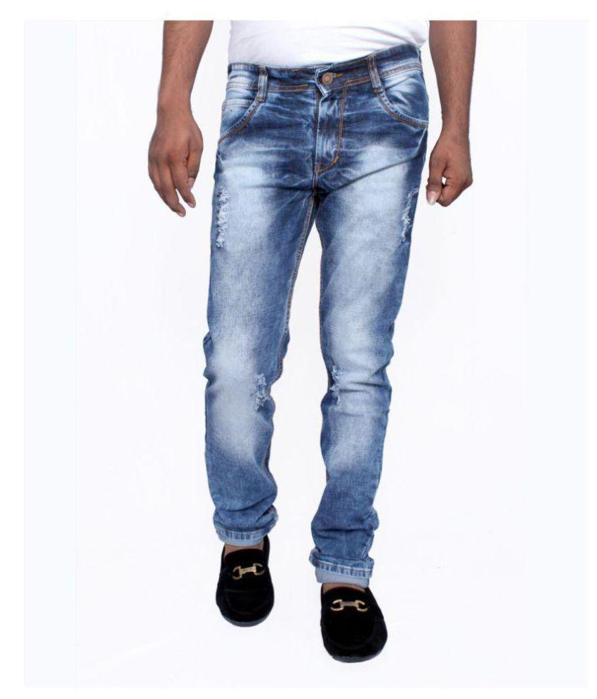 Dee Hang On Blue Regular Fit Jeans