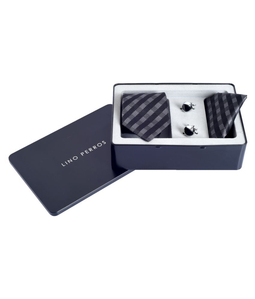 Lino Perros BLACK Plain Micro Fiber Combo