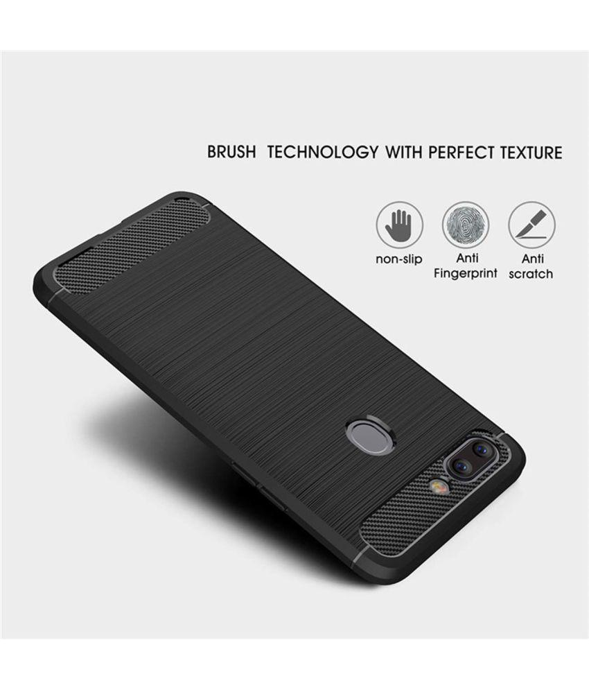 online store 24d44 1b1ca Realme 2 Shock Proof Case Bracevor - Black