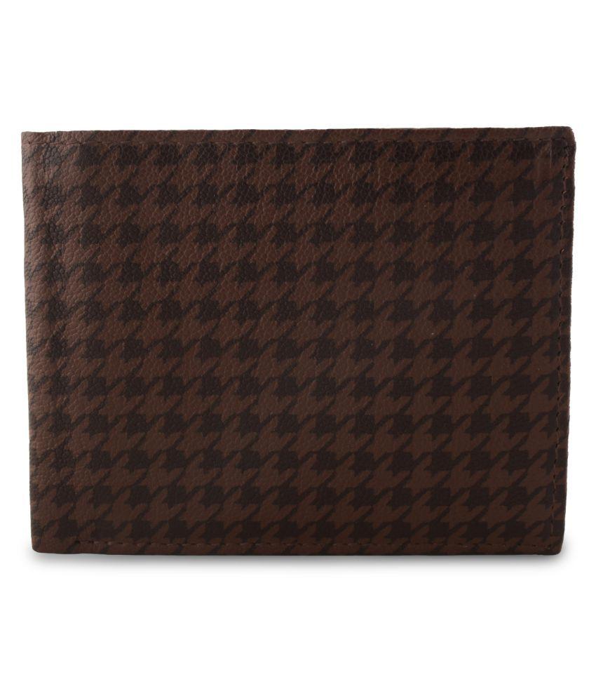CARMIKA Brown Wallet