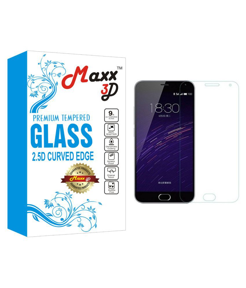 Vivo Y69 Tempered Glass Screen Guard By MAXX3D