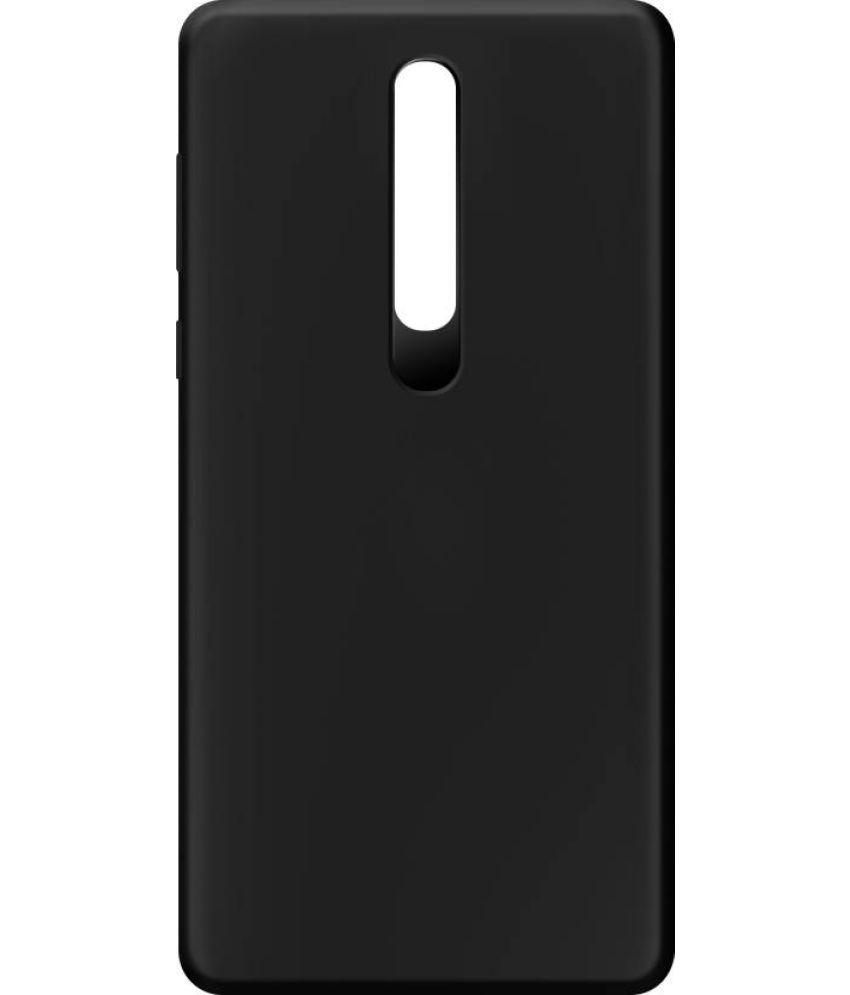 Nokia 6.1 Shock Proof Case MAXX3D - Black FLEXIBLE