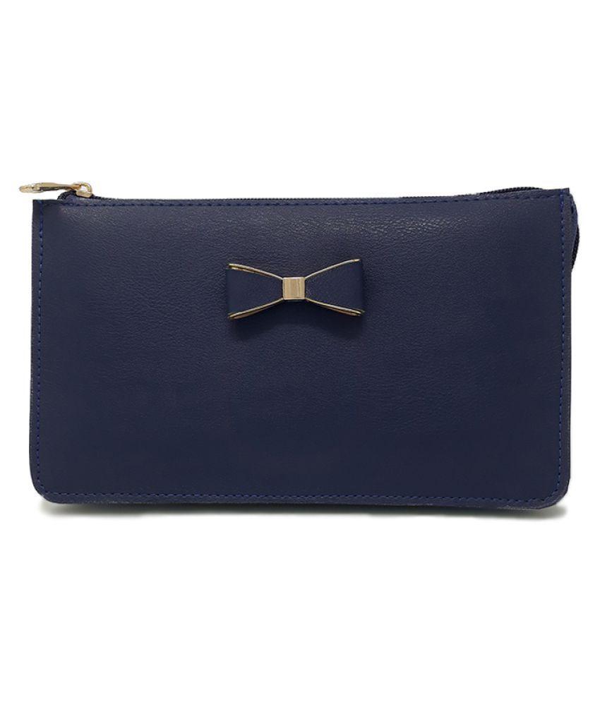 Rish Lifestyles Blue Wallet