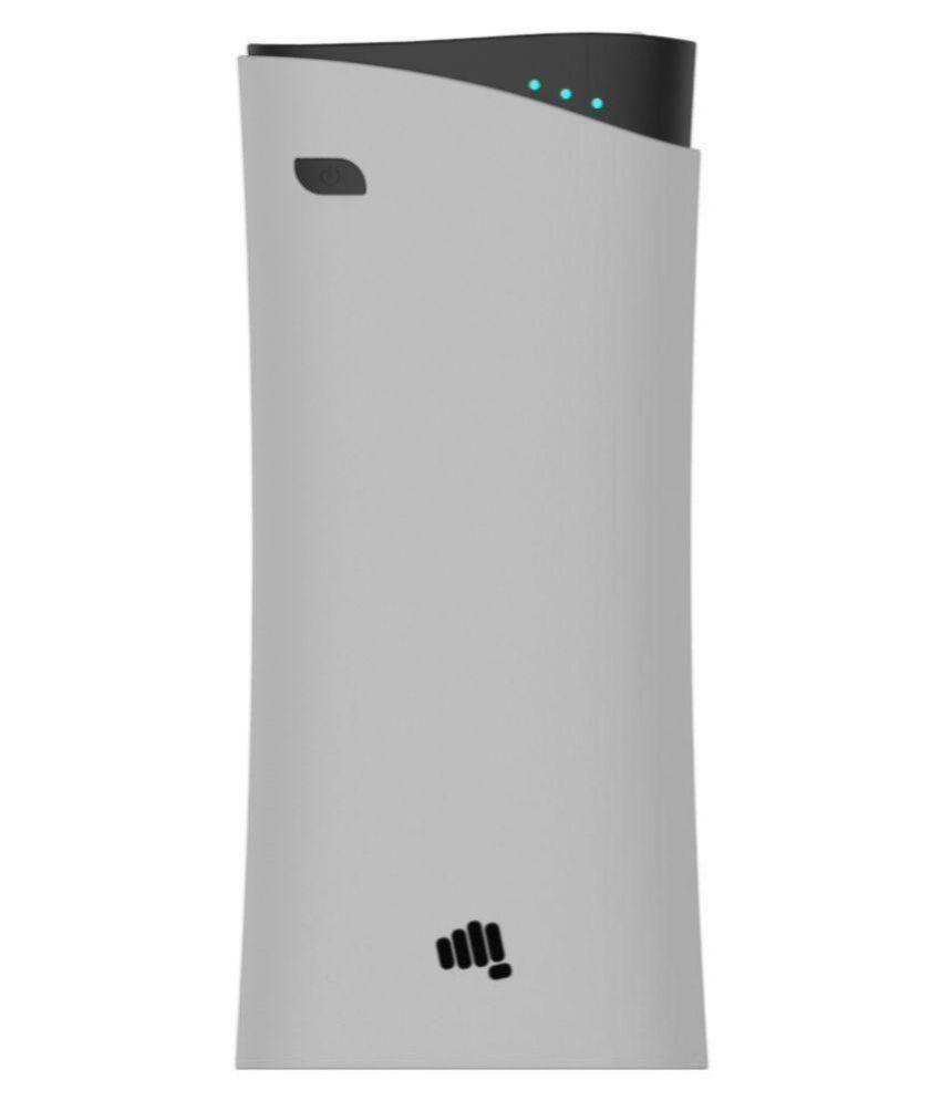 Micromax 13000MAH 13000 -mAh Li-Ion Power Bank Grey