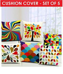 Cushion Covers Buy Cushion Covers Online At Best Prices In India On