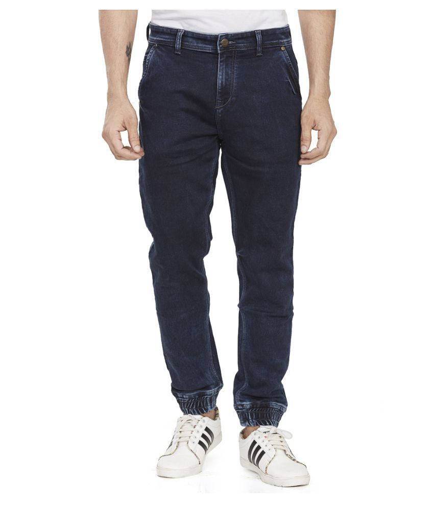 k21 Blue Regular Fit Jeans