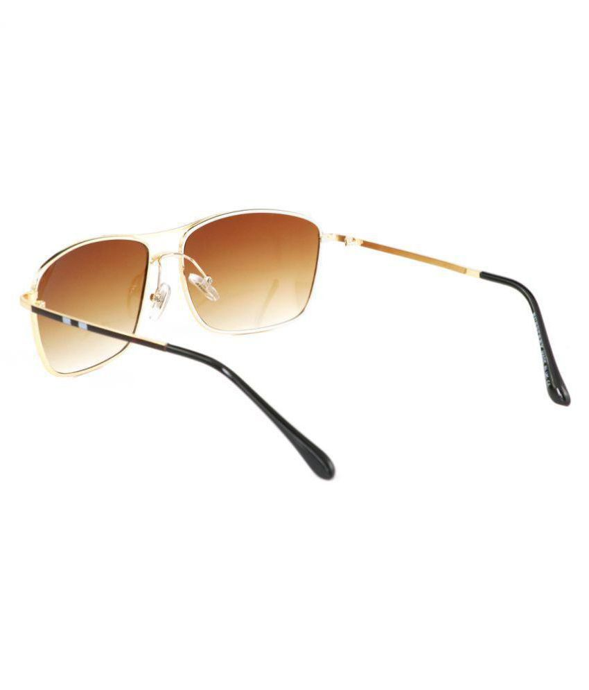 371a2809f0c05 Burberry Brown Square Sunglasses ( B3312 ) - Buy Burberry Brown ...