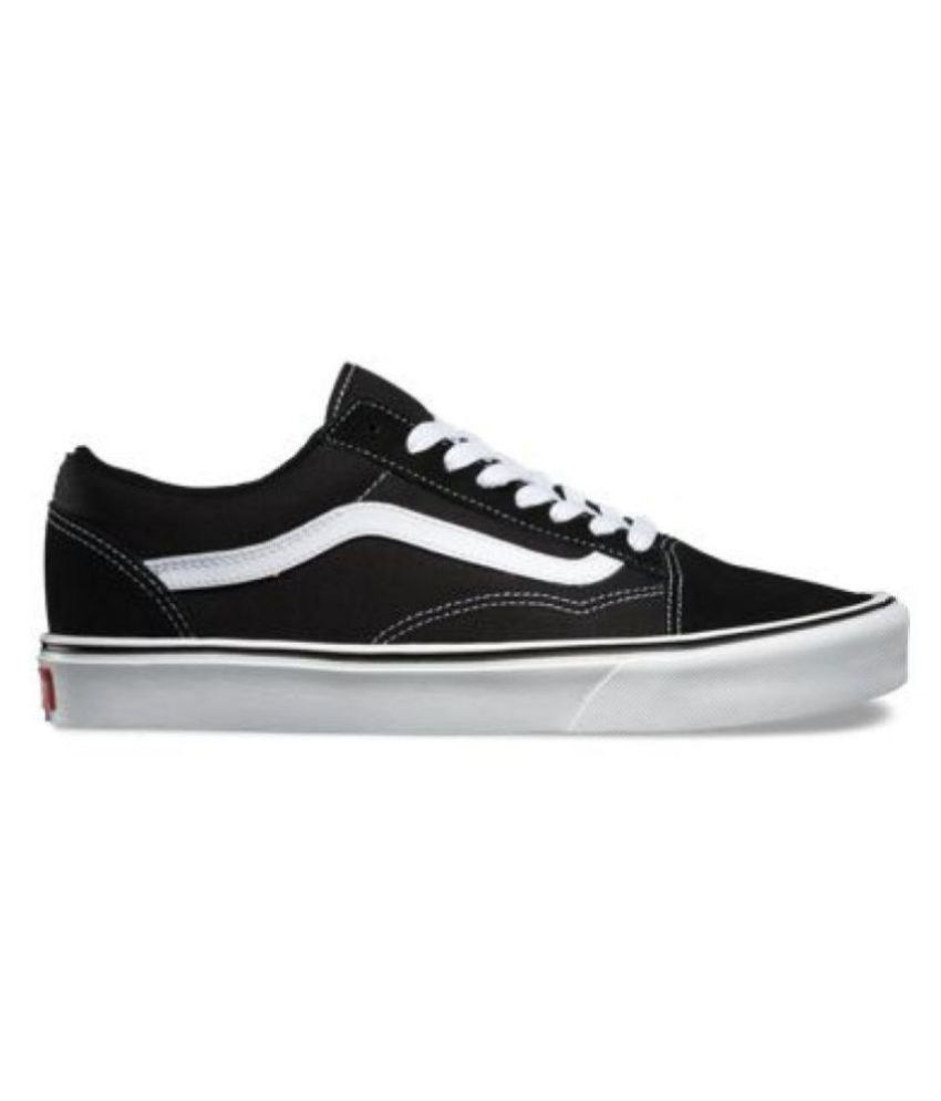 ce14435870e5c3 VANS OLD SKOOL Black Casual Shoes - Buy VANS OLD SKOOL Black Casual ...