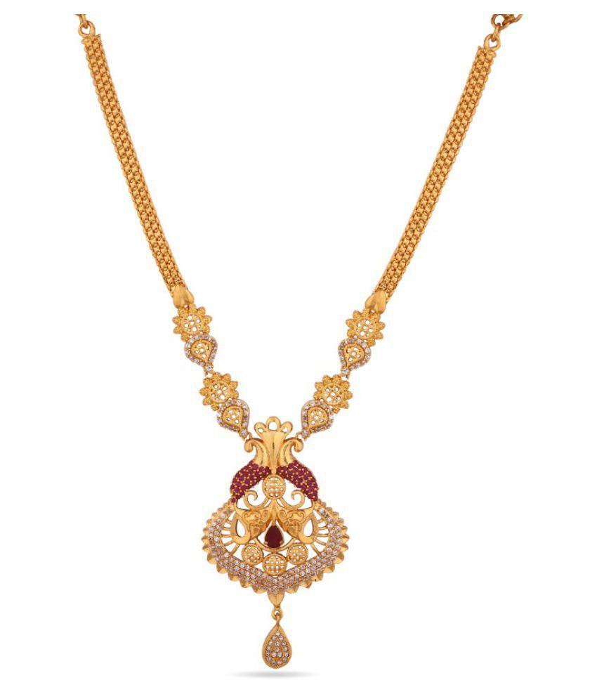 Kalyani Covering Necklace