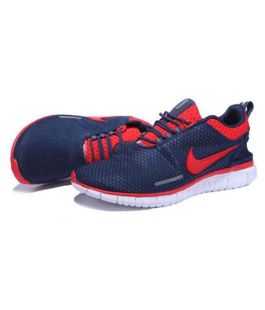 41931f2d5ad6 Nike Free OG Breeze Blue Running Shoes - Buy Nike Free OG Breeze Blue  Running Shoes Online at Best Prices in India on Snapdeal