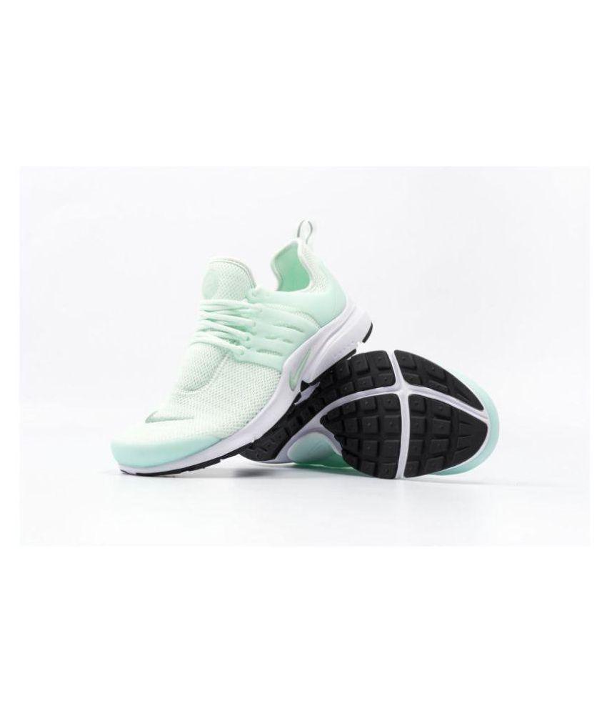 best service 1282d bdb1d ... Nike Presto iD Light Green Womens Running Shoes ...