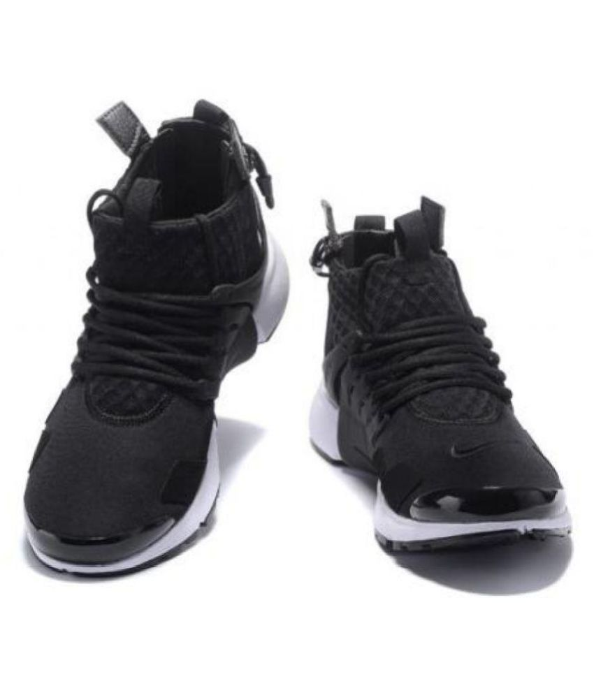 release date: d44be 42bb4 ... Nike Air Presto Acronym Black Running Shoes ...