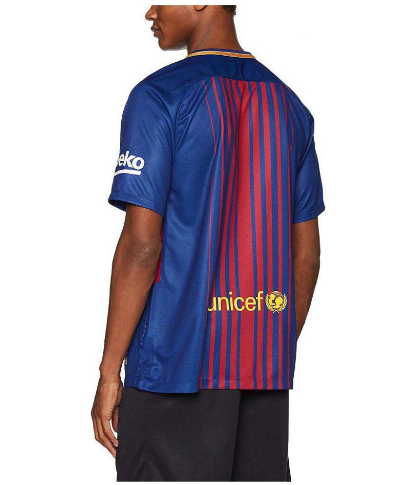 Uniq Kids Football Jersey (Barcelona Team) - Buy Uniq Kids Football ... 6df4fc74c