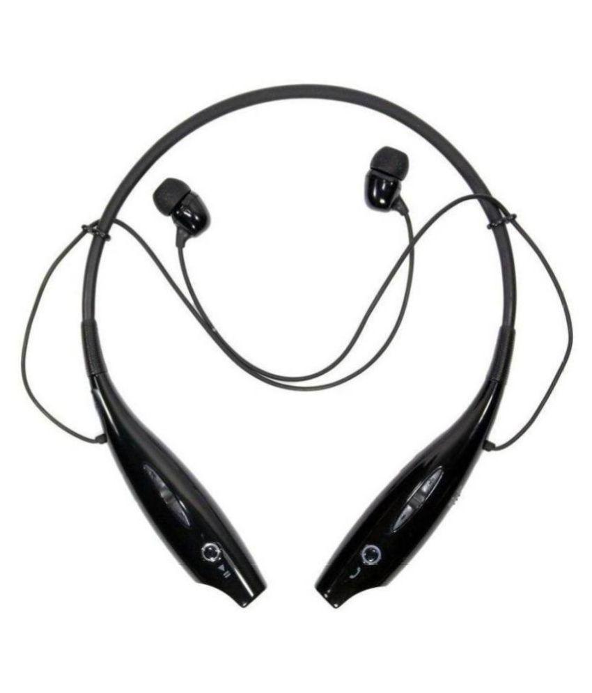 VMBS Wireless Bluetooth Headset HBS 730 In Ear Wireless Earphones With Mic