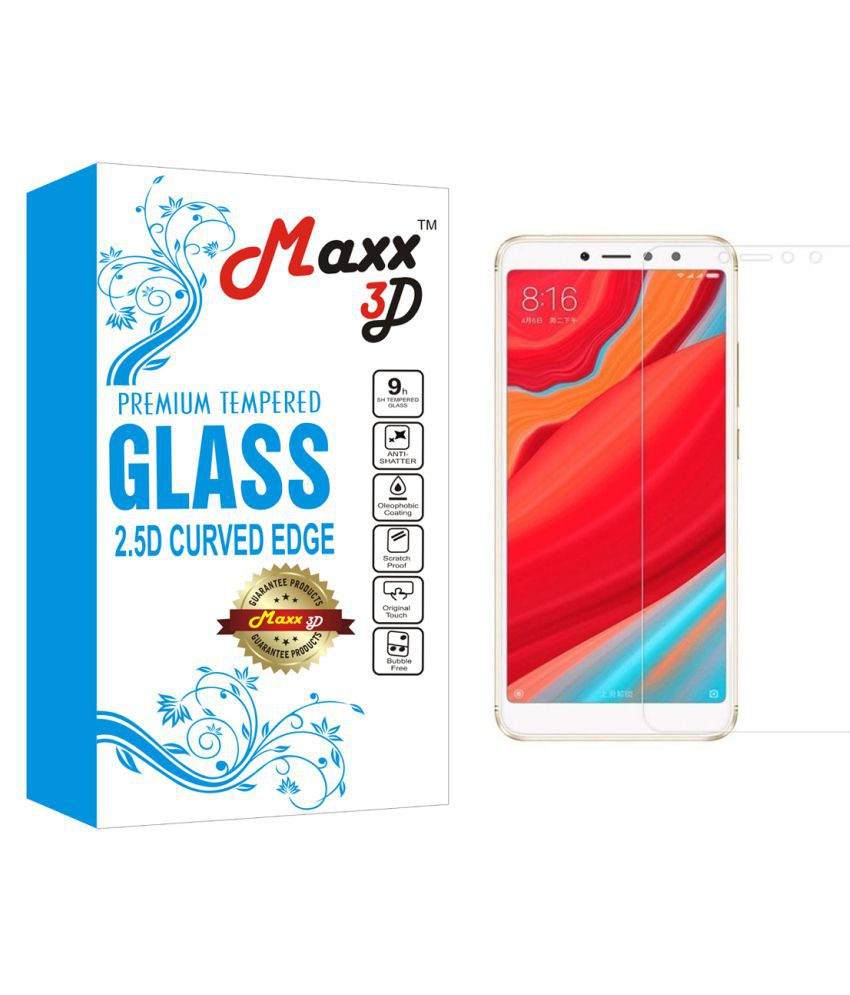 Vivo Y71 Tempered Glass Screen Guard By MAXX3D