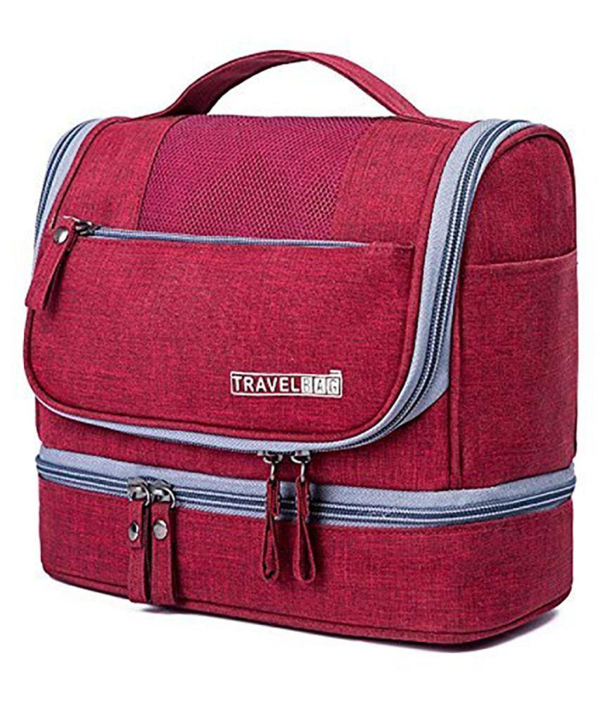 WDS Red Diaper Bags - 1 Pc